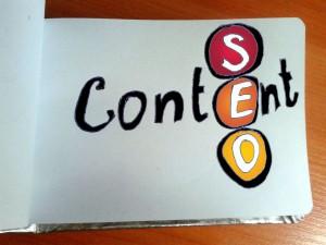 SEO контент