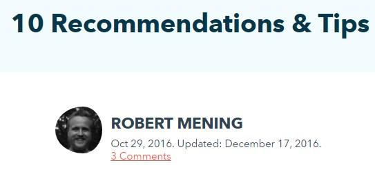 145 Десять рекомендаций от роберта Мининга по выбору домена.
