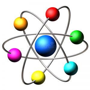 молекулы и атомы