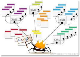 Поисковики быстрей в 3 раза узнают о добавленной статье, благодаря sitemap.