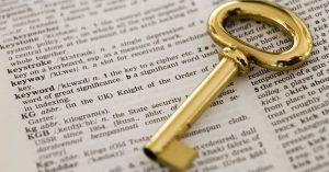 Как искать ключи