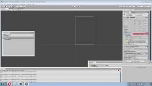 Изменить render mode у Canvas у Canvas. Поставить на Camera