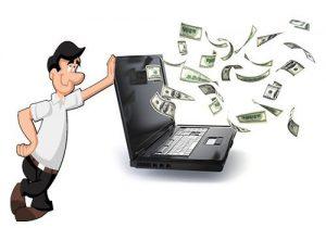 Зарабатывать в интернете - это работа