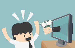 Заработок в интернете доходный