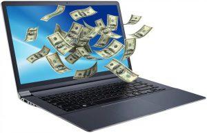 Работа в интернете дает заработок 15000