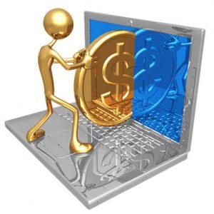 Заработок денег в интернете на сайте
