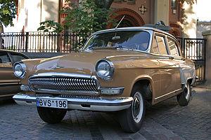 ГАЗ М-21